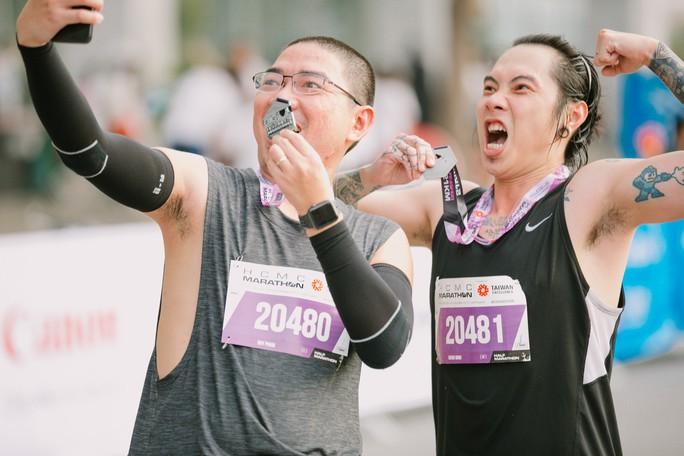 Giải Marathon TP HCM 2020: Hơn cả một cuộc đua - Ảnh 6.