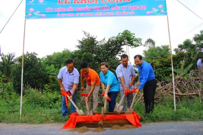 Đồng Tháp xây dựng cây cầu mang tên Đại tá phi công Nguyễn Văn Bảy - Ảnh 3.