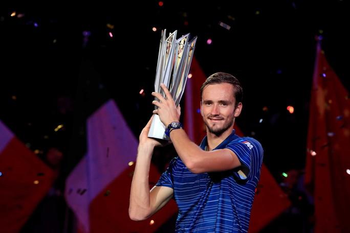 Daniil Medvedev xuất sắc vô địch Thượng Hải Masters 2019 - Ảnh 1.