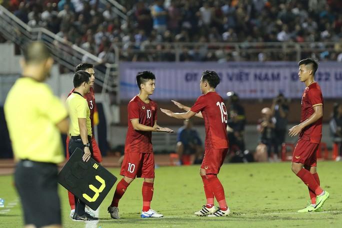 Hà Đức Chinh tỏa sáng, giúp U22 Việt Nam hòa U22 UAE - Ảnh 7.