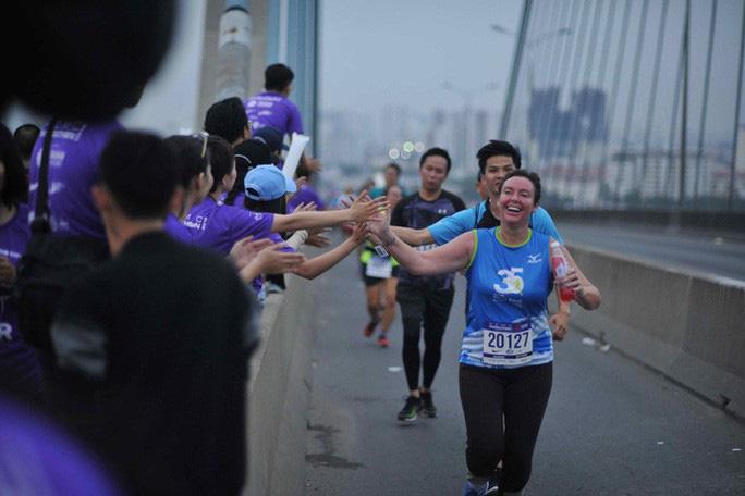 Giải Marathon TP HCM 2020: Hơn cả một cuộc đua - Ảnh 8.