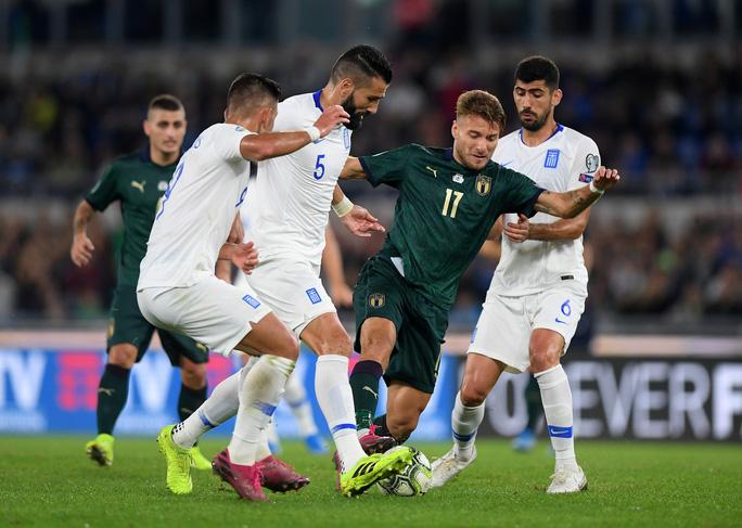 Sao Chelsea lập công đưa tuyển Ý đến thẳng Euro 2020 - Ảnh 2.