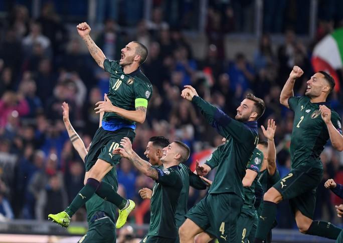 Sao Chelsea lập công đưa tuyển Ý đến thẳng Euro 2020 - Ảnh 7.