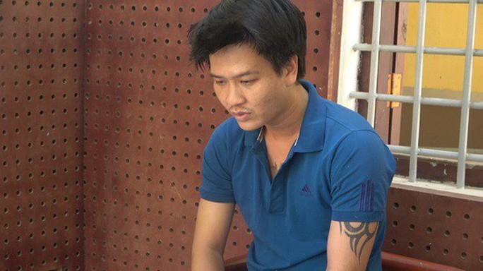 Đối tượng Nguyễn Duy Khang bị bắt khi về thăm nhà ở Tây Ninh - Ảnh 1.
