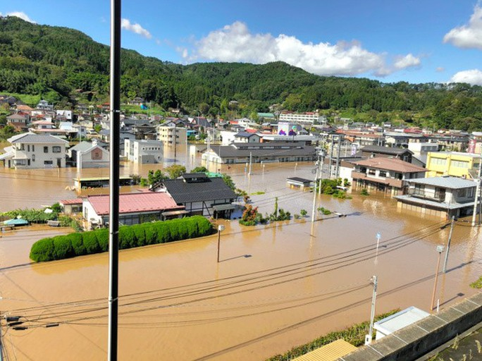 """""""Nước lũ ở Nhật Bản rất sạch""""  - Ảnh 3."""