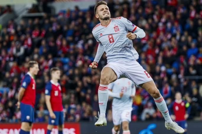 Bị Na Uy cầm hòa, cựu vô địch Tây Ban Nha sốc nặng - Ảnh 4.