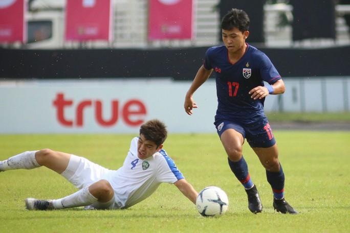 Chủ nhà Thái Lan đại bại, U19 Việt Nam về nhì GSB Bangkok Cup - Ảnh 1.