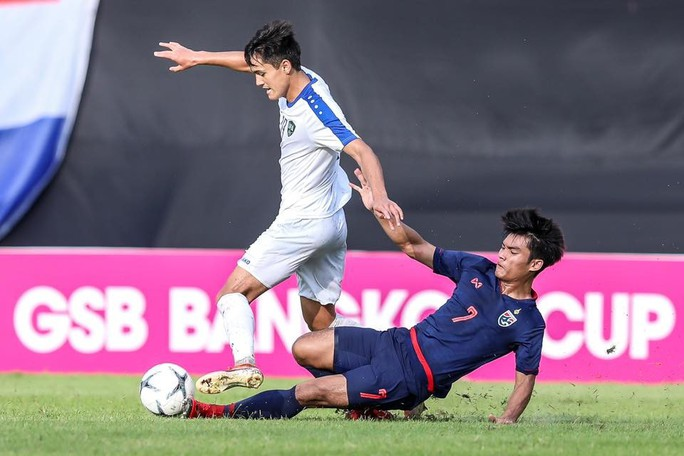 Chủ nhà Thái Lan đại bại, U19 Việt Nam về nhì GSB Bangkok Cup - Ảnh 2.