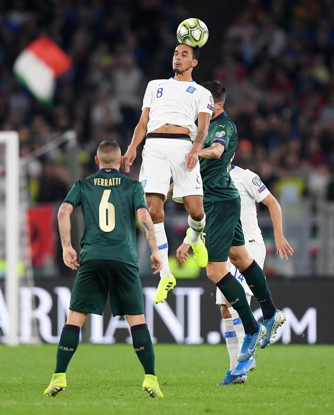 Sao Chelsea lập công đưa tuyển Ý đến thẳng Euro 2020 - Ảnh 3.