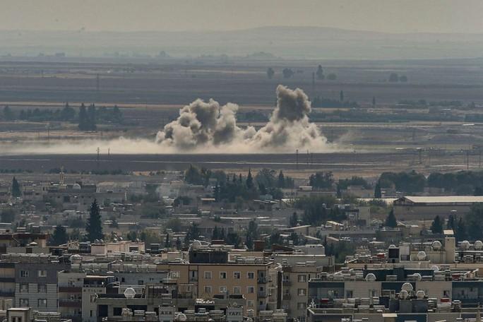 Mỹ rút quân, quân đội Syria tới miền Bắc đối đầu Thổ Nhĩ Kỳ - Ảnh 2.
