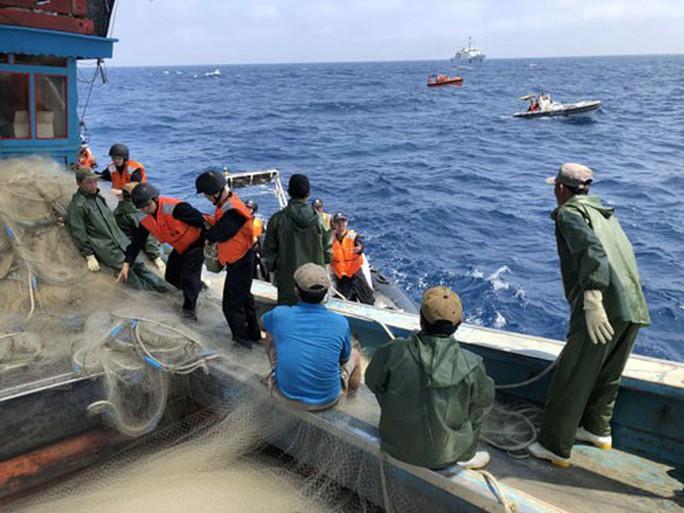 Gần 12.000 thuyền viên Việt Nam làm việc ở nước ngoài - Ảnh 1.