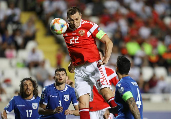Bỉ lập kỷ lục không tưởng, Nga và Ba Lan giành vé đến Euro 2020 - Ảnh 6.
