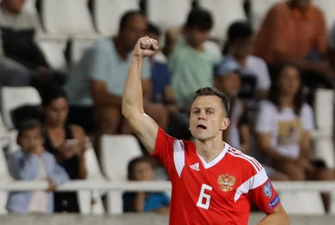 Bỉ lập kỷ lục không tưởng, Nga và Ba Lan giành vé đến Euro 2020 - Ảnh 5.