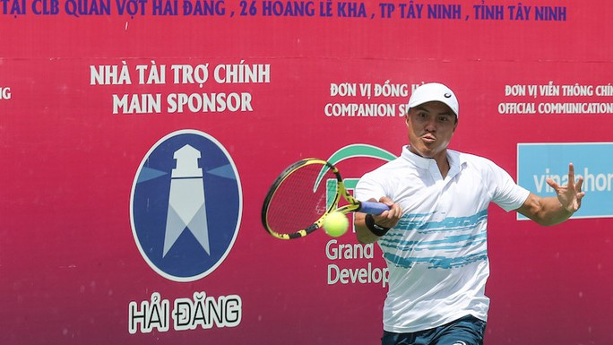 Daniel Nguyễn tiếp tục đăng quang ITF World Tennis Tour M25 - 2019 - Ảnh 2.