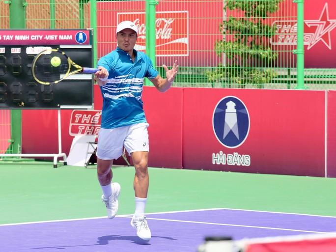 Tay vợt Việt kiều từng lọt top 200 ATP dự SEA Games 30 - Ảnh 1.