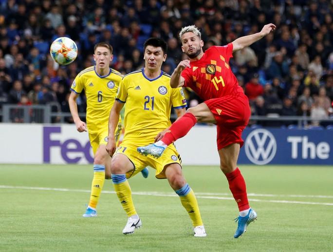 Bỉ lập kỷ lục không tưởng, Nga và Ba Lan giành vé đến Euro 2020 - Ảnh 1.