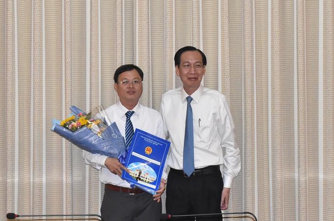 UBND TP HCM bổ nhiệm 2 lãnh đạo cấp sở - Ảnh 1.