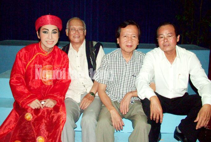 Nghệ sĩ Phan Quốc Hùng đột ngột qua đời - Ảnh 2.