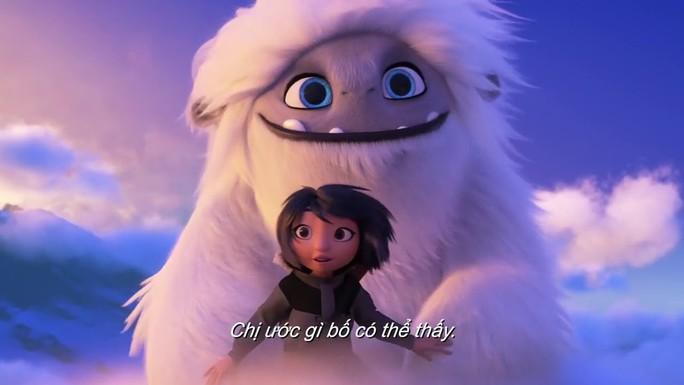 Everest Người tuyết bé nhỏ  ngừng chiếu vì cài cắm đường lưỡi bò? - Ảnh 1.