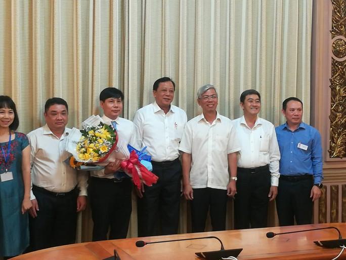 UBND TP HCM bổ nhiệm 2 lãnh đạo cấp sở - Ảnh 3.