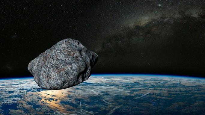 Phát hiện tiểu hành tinh lao vùn vụt về phía Trái Đất - Ảnh 1.