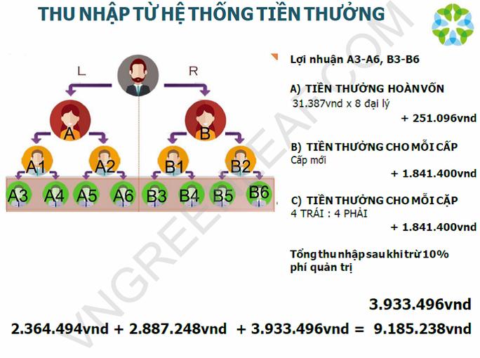 Mạng lưới bán hàng đa cấp Trung Quốc hoạt động trái phép ở Việt Nam  - Ảnh 1.