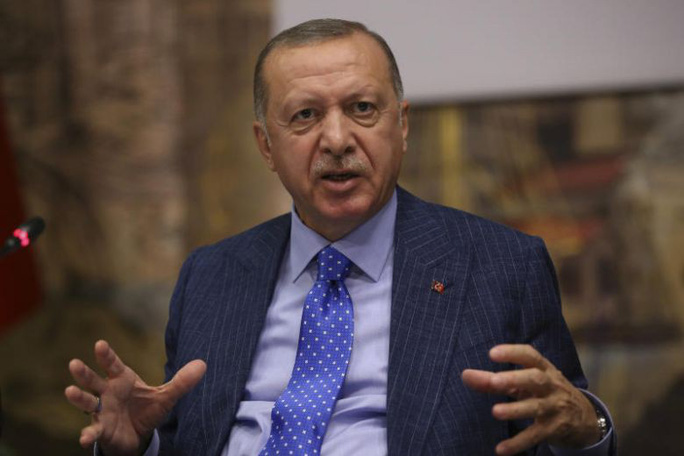"""Thổ Nhĩ Kỳ tấn công vào Syria đến khi """"hết khủng bố thì thôi"""" - Ảnh 2."""