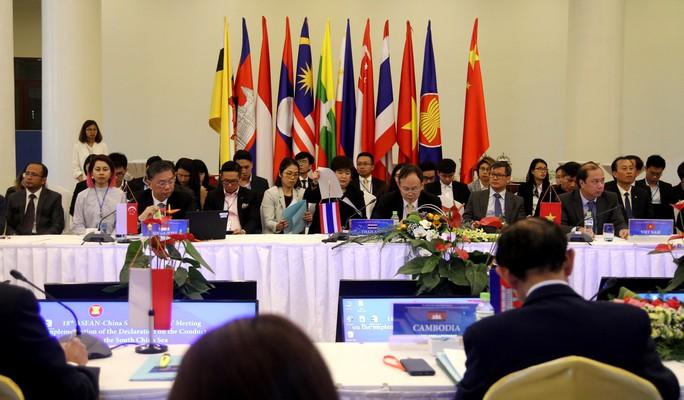 Vi phạm của Trung Quốc ảnh hưởng tiêu cực tới hoà bình, an ninh ở khu vực - Ảnh 2.
