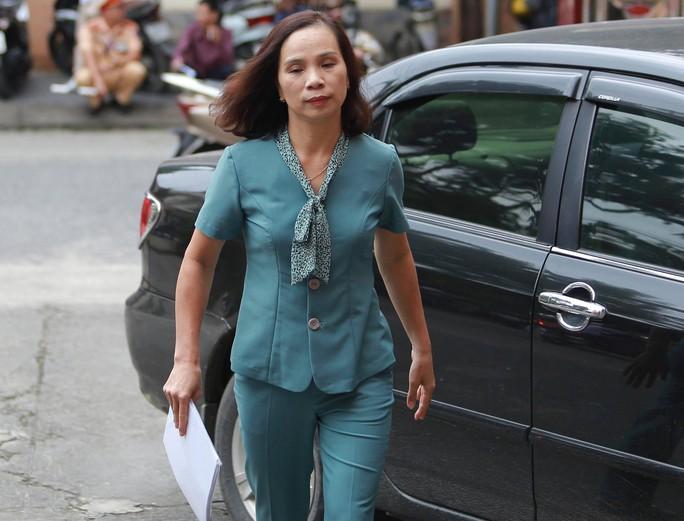 Gian lận thi cử ở Hà Giang: Bà Triệu Thị Chính kháng cáo với lý do không có tội, bị oan - Ảnh 1.