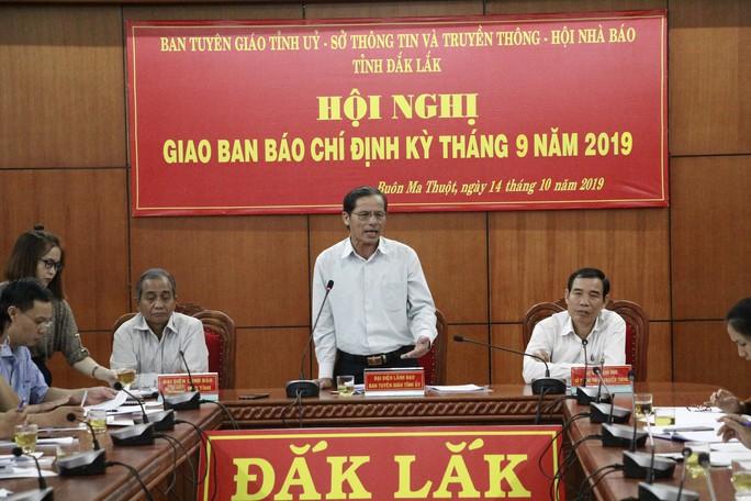 Xác minh thông tin một phó phòng ở Tỉnh ủy Đắk Lắk không có bằng cấp 3 - Ảnh 1.