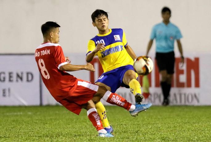 Hoàng Anh Gia Lai chia tay Giải U21 quốc gia với thành tích toàn thua - Ảnh 1.