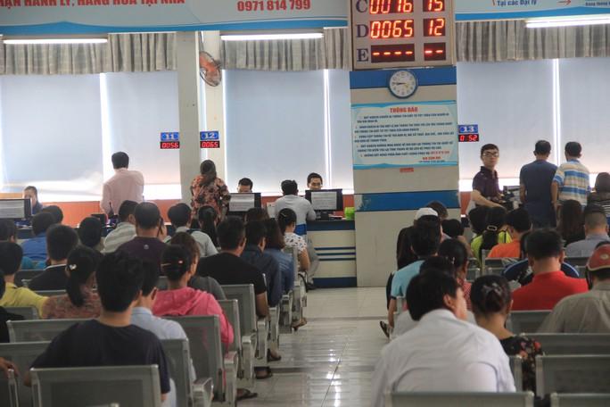 Nóng: Cách mua vé tàu Tết Canh tý 2020 bán từ ngày 20-10 - Ảnh 3.
