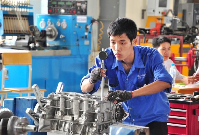 Chất lượng đào tạo nghề nghiệp của Việt Nam tốt nhất ASEAN - Ảnh 1.