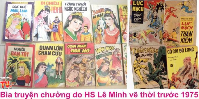 Họa sĩ Lê Minh qua đời ở tuổi 82 - Ảnh 2.
