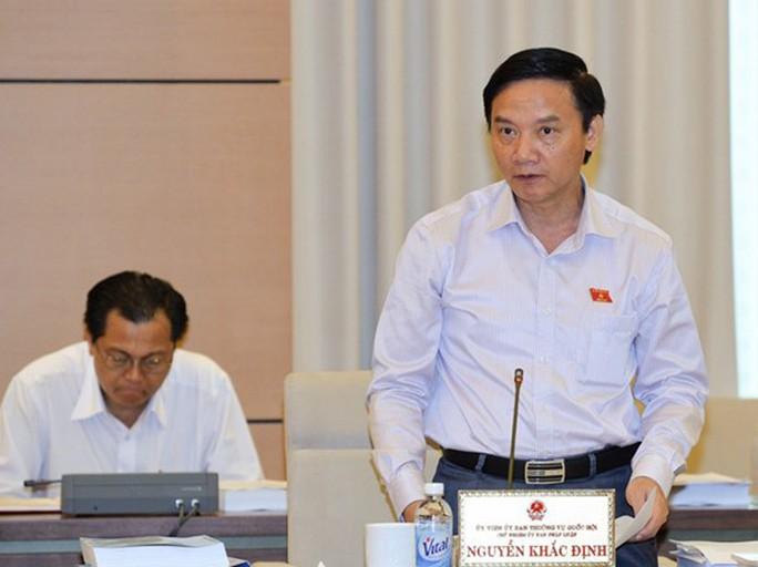 Quốc hội sẽ phê chuẩn miễn nhiệm Bộ trưởng Bộ Y tế Nguyễn Thị Kim Tiến - Ảnh 1.