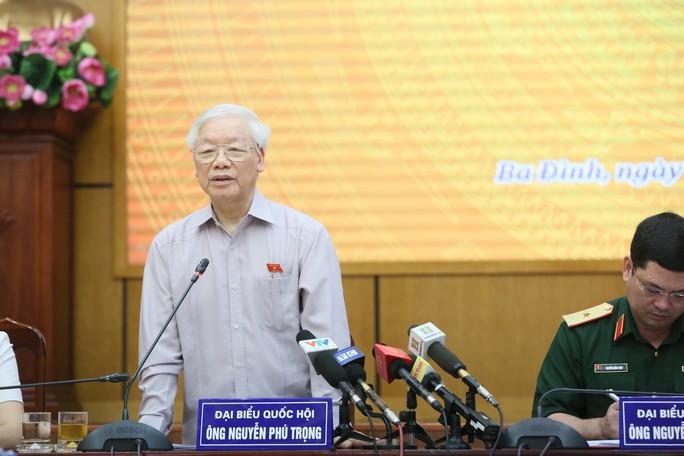 Tổng Bí thư, Chủ tịch nước Nguyễn Phú Trọng: Cán bộ bị kỷ luật ban đầu cãi ghê lắm, không nhận lỗi - Ảnh 1.