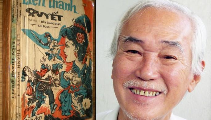 Họa sĩ Lê Minh qua đời ở tuổi 82 - Ảnh 1.