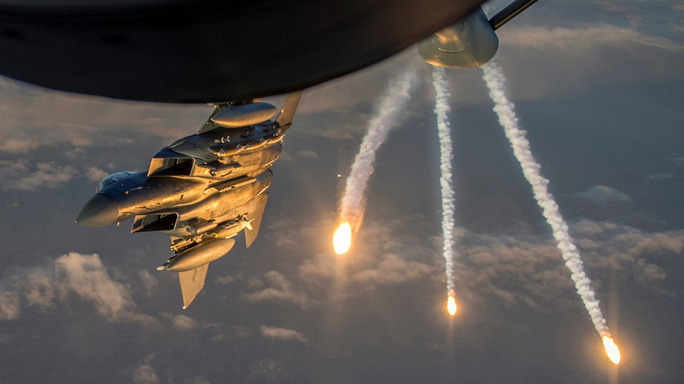 Quân đội Syria kiểm soát các căn cứ quân sự của Mỹ? - Ảnh 1.