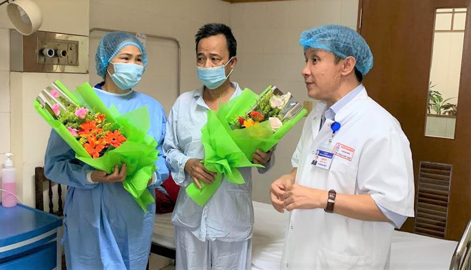 Bệnh viện đầu tiên ở miền Trung - Tây Nguyên ghép gan thành công - Ảnh 1.