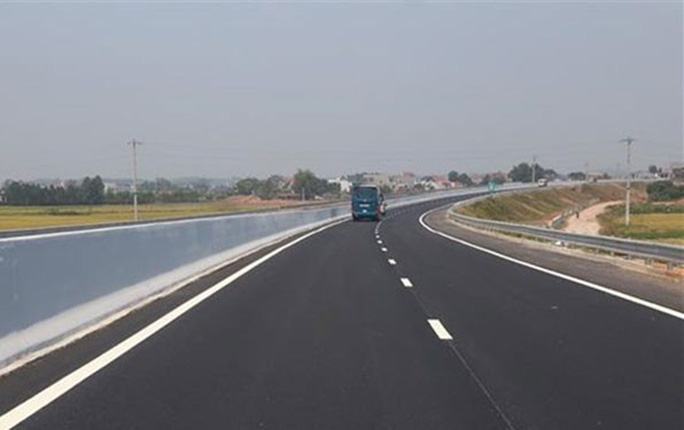 Xây dựng đường cao tốc TP HCM - Mộc Bài - Ảnh 1.