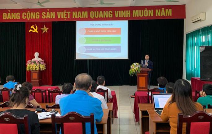 Hà Nội: Hội nghị chuyên đề về CPTPP - Ảnh 1.
