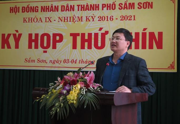 Họp bất thường, Thanh Hóa có tân Phó chủ tịch UBND tỉnh 45 tuổi - Ảnh 1.