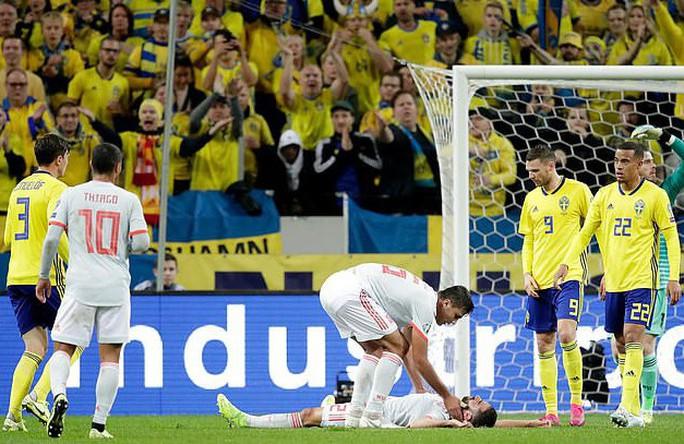 Tây Ban Nha giành vé dự Euro, gieo sầu cho Quỷ đỏ Man United - Ảnh 6.