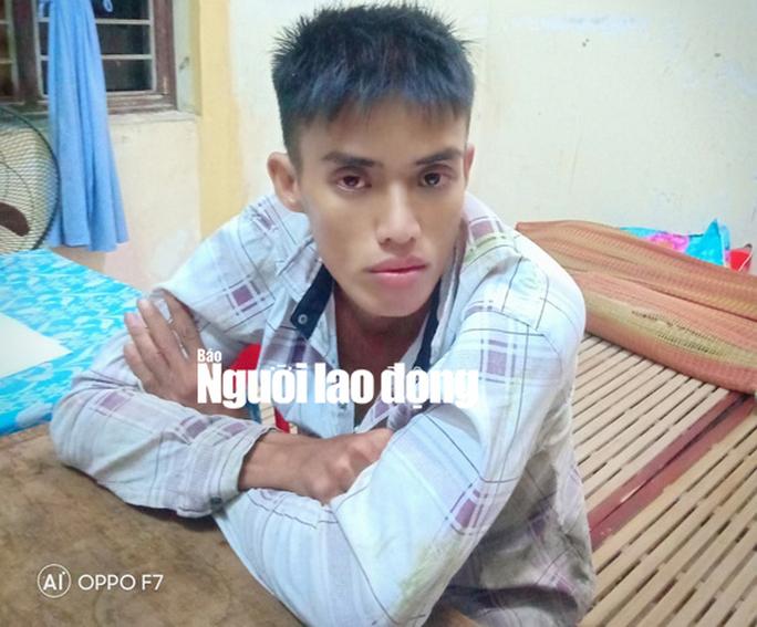 CSGT Quảng Nam truy đuổi 2 tên cướp như phim hành động - Ảnh 2.