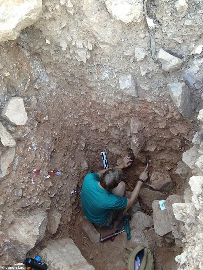Sốc với bằng chứng về một loài người khác đi khai phá hoang đảo - Ảnh 2.
