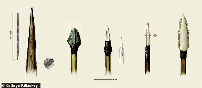 Sốc với bằng chứng về một loài người khác đi khai phá hoang đảo - Ảnh 4.