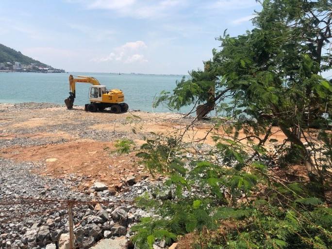 Choáng với dự án độc chiếm 1 phần bãi biển Vũng Tàu nhìn từ trên cao - Ảnh 11.