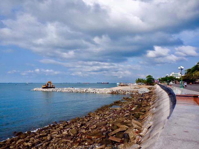 Choáng với dự án độc chiếm 1 phần bãi biển Vũng Tàu nhìn từ trên cao - Ảnh 5.