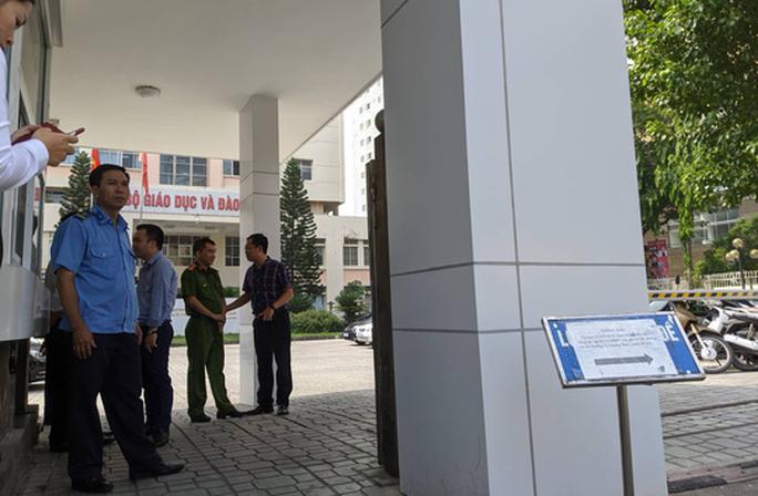 Điều tra nguyên nhân tử vong của Thứ trưởng Bộ GD-ĐT Lê Hải An - Ảnh 3.