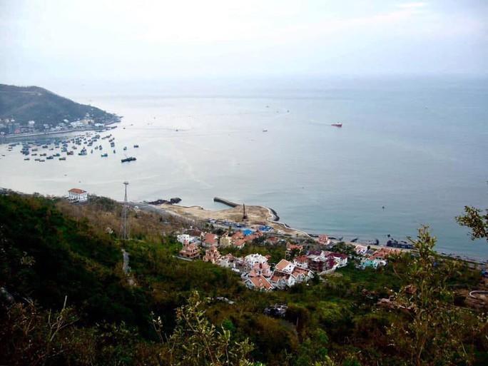 Choáng với dự án độc chiếm 1 phần bãi biển Vũng Tàu nhìn từ trên cao - Ảnh 4.